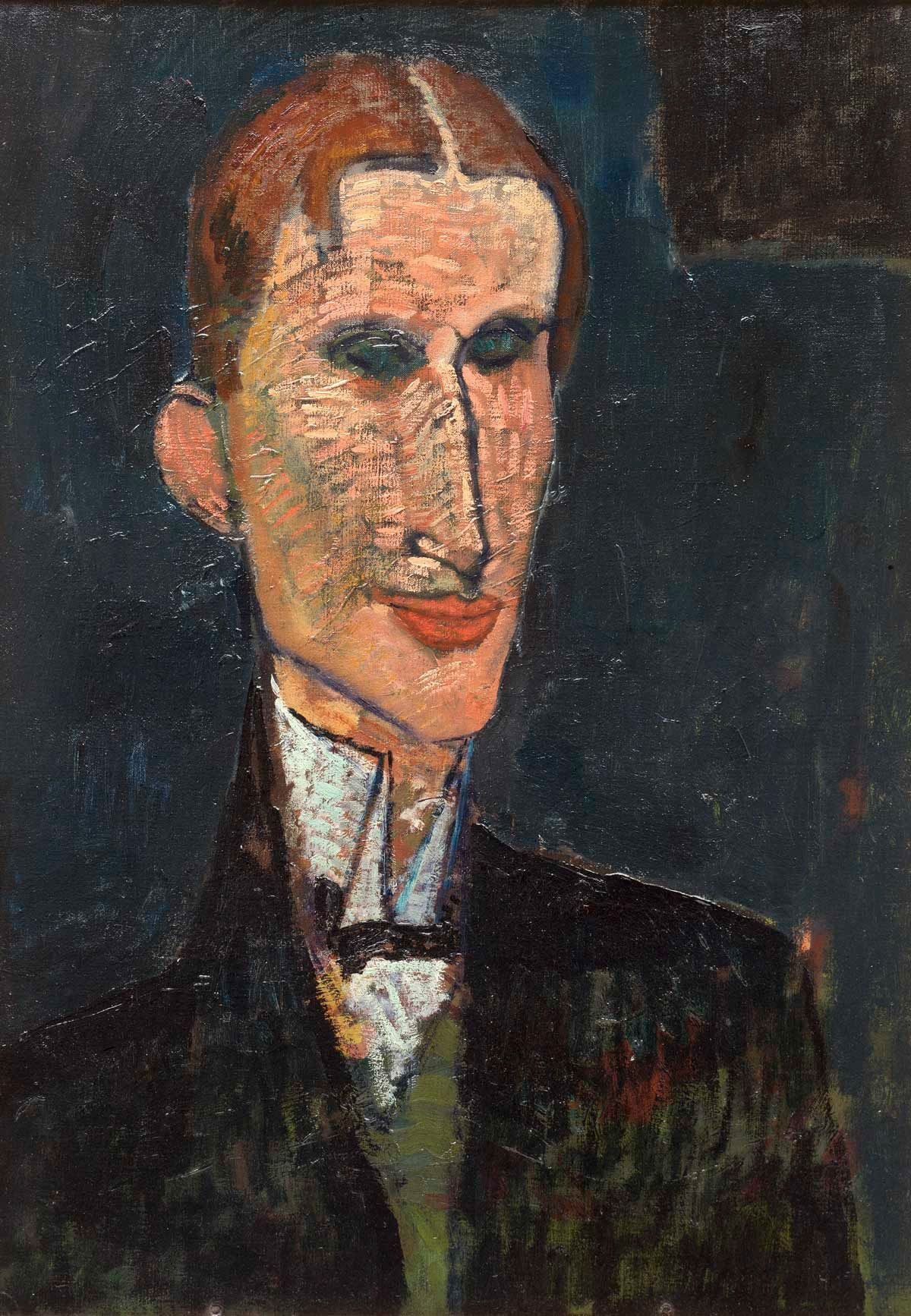 Artwork file SecretModigliani | Amédéo modigliani, Modigliani, Art moderne