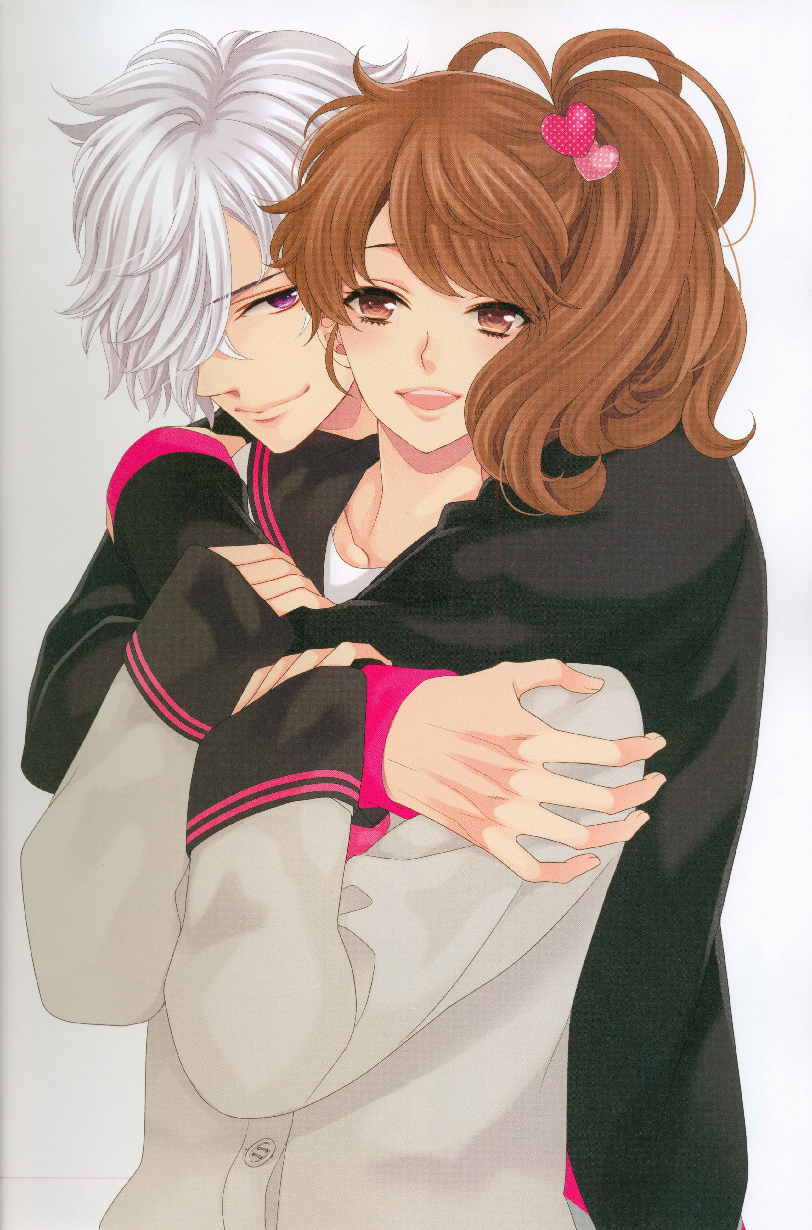 Pin on Brothers Conflict
