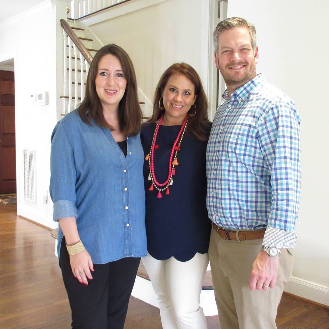 houston couple katherine and brett find their dream on allnew - House Hunters Renovation Casting