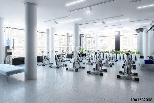 Ergometer im Fitness-Zentrum , #affiliate, #im, #Ergometer, #Zentrum, #Fitness #Ad