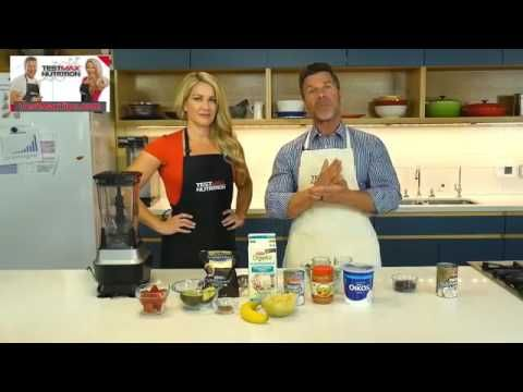 TestMax Nutrition Reviews - Testosterone Boosting Smoothie Recipes - YouTube