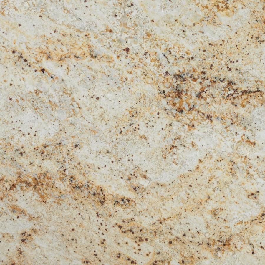 Allen Roth Tauro Leaf Granite Kitchen Countertop Sample With