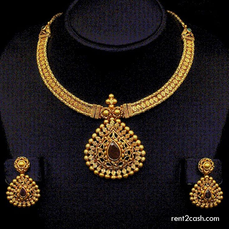 Jewellries enhances the beauty of ladies & it gives them a charming ...