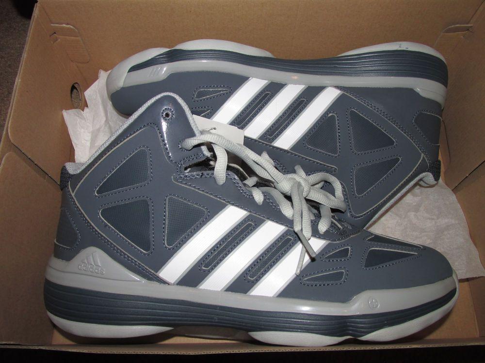 Adidas Evader Mens Basketball Shoes 11 Dark Grey #adidas #BasketballShoes