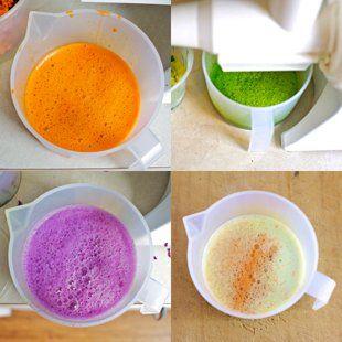 8 ways to make organic DIY food coloring (pink, orange ...