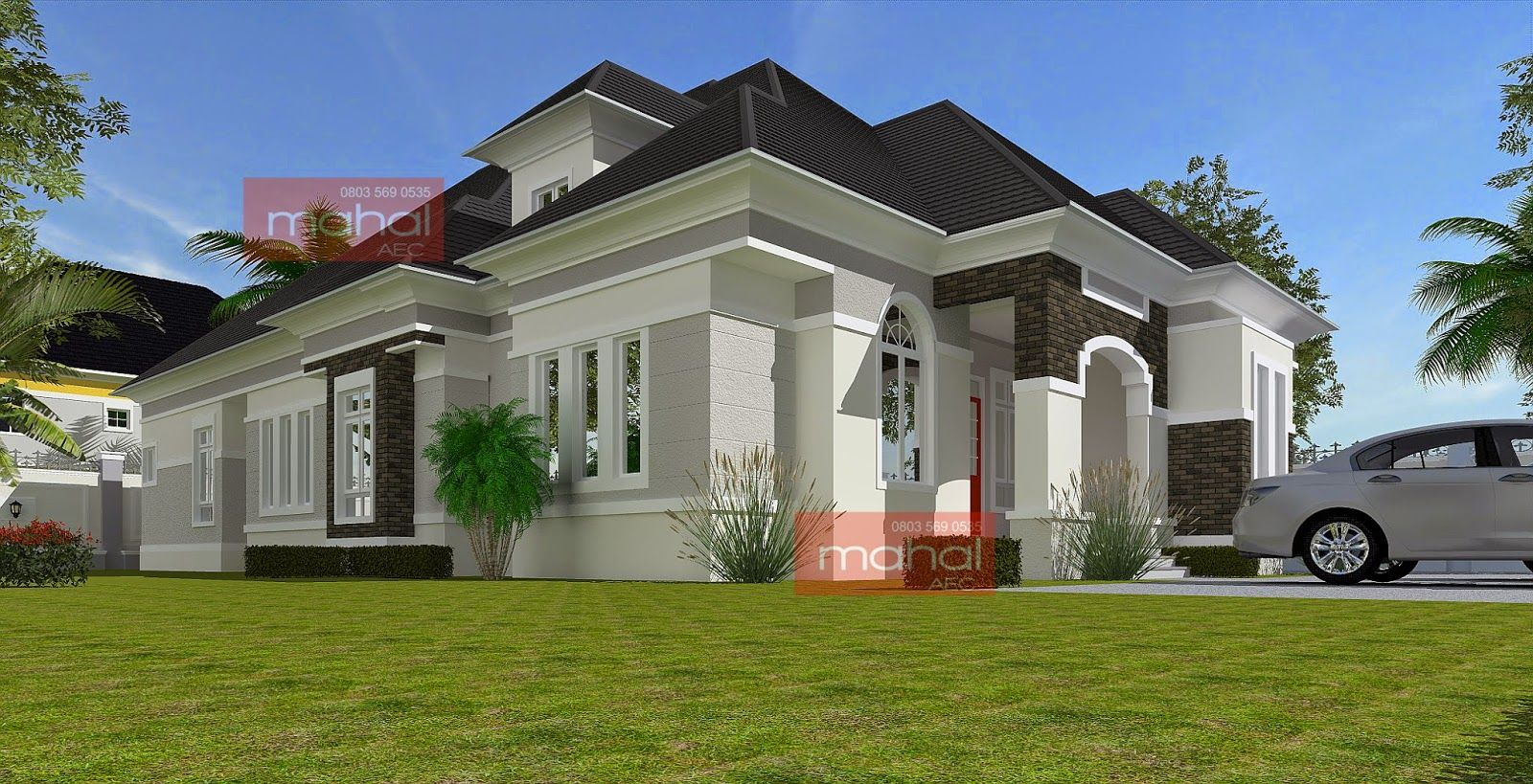 a1734dbee6f416fc547d951921a7d89c - 27+ Executive Bungalow Residential Modern Duplex House Designs In Nigeria Gif
