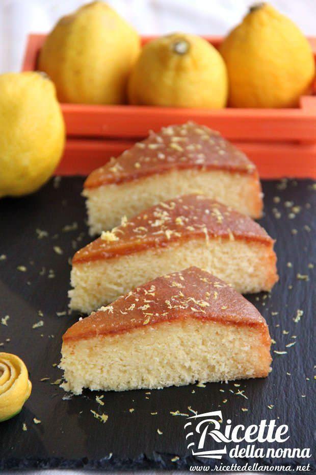 Photo of Torta alla marmellata di limone | Ricette della Nonna