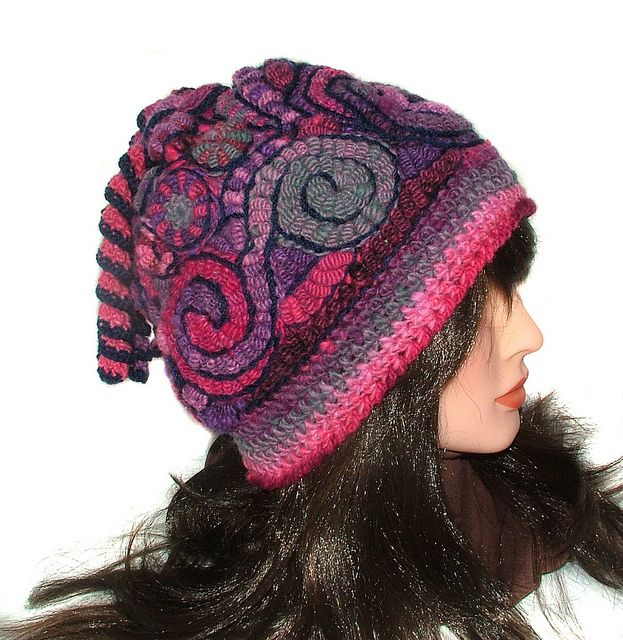 Crochet desde El Tabo.   puntos   Pinterest   Gorros, Puntos y Ángeles