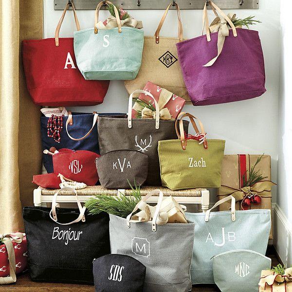 Ballard Designs Tote Bags Large Aqua 33 Cad Liked On Polyvore Featuring Handbags Zipper