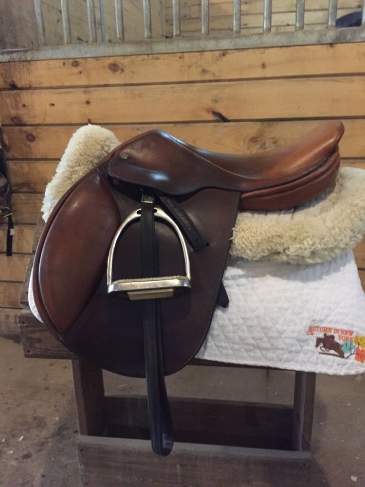 Crosby Centennial 16 Inches Saddle Crosby Tack Equipment