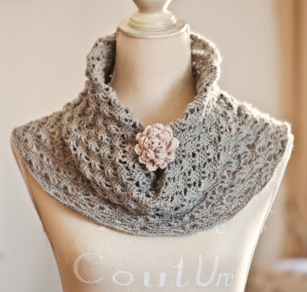 Crochet lace cowl crochet lace crochet and patterns crochet lace cowl crochet scarf patternscowl bankloansurffo Image collections