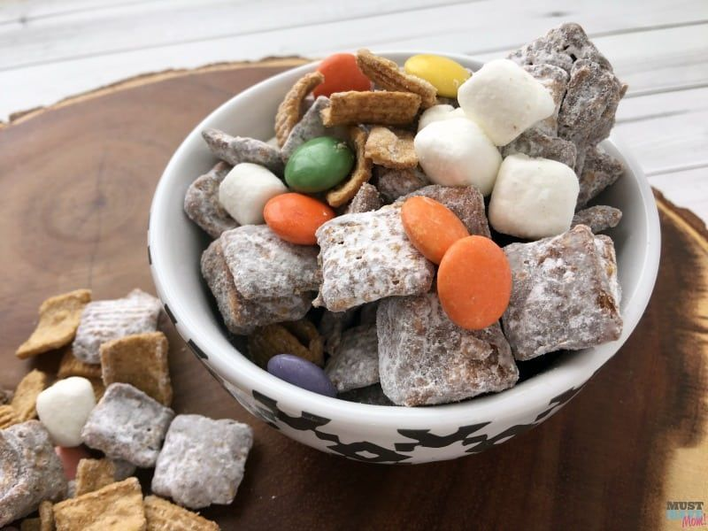 This Nutella Smores Puppy Chow Is Seriously Better Than The