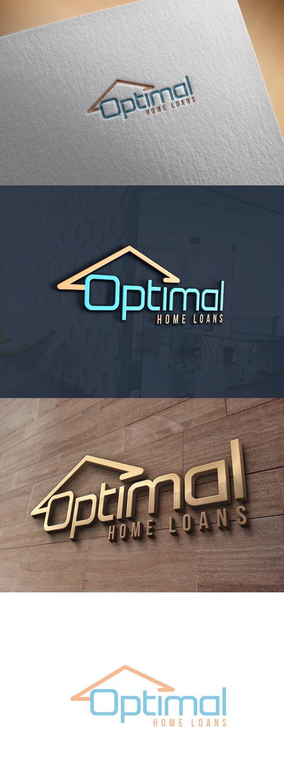 Optimal Home Loans needs a logo design Feminine ...
