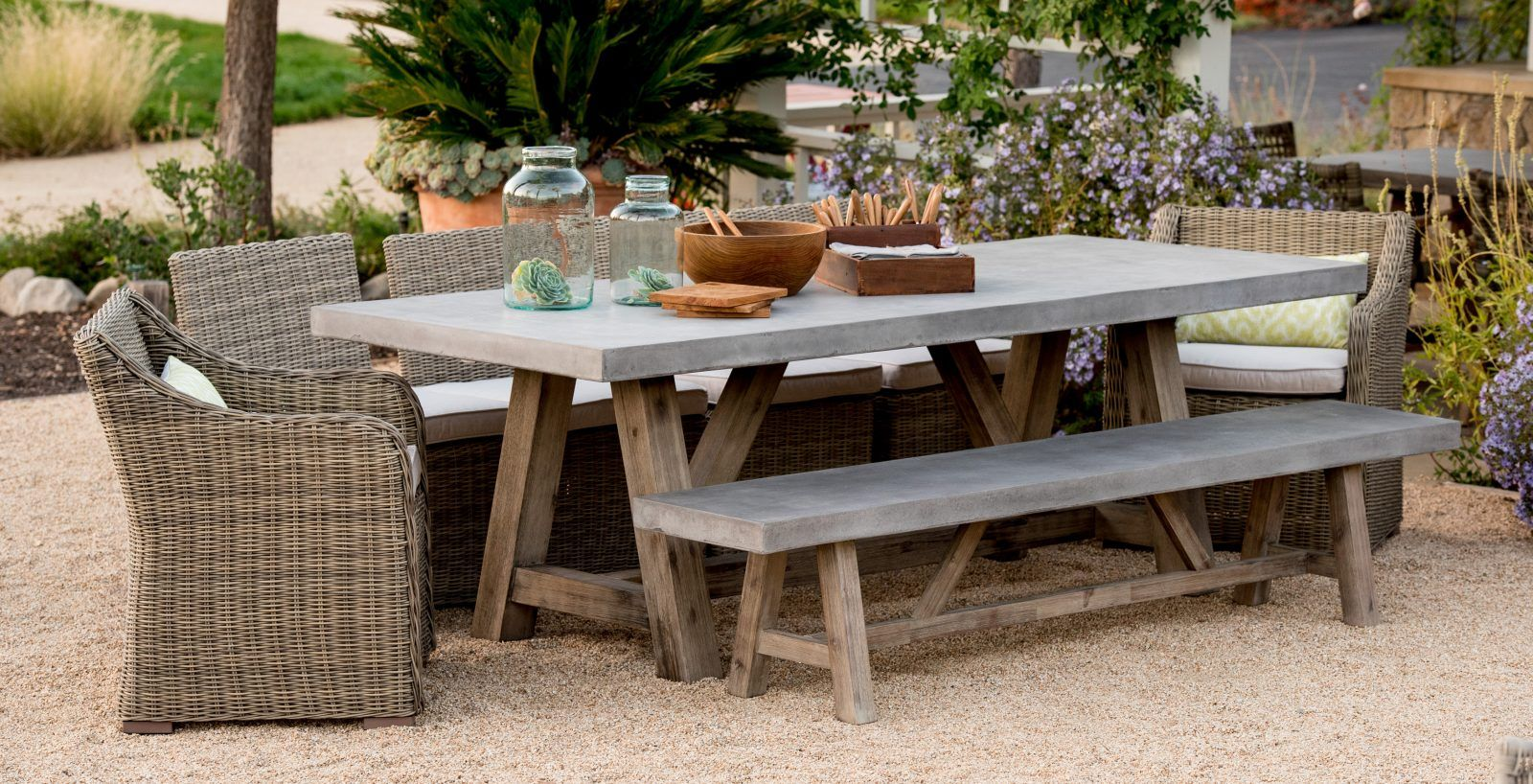 Outdoor Patio Dining Sets Tables Benches Chairs Terra Outdoor