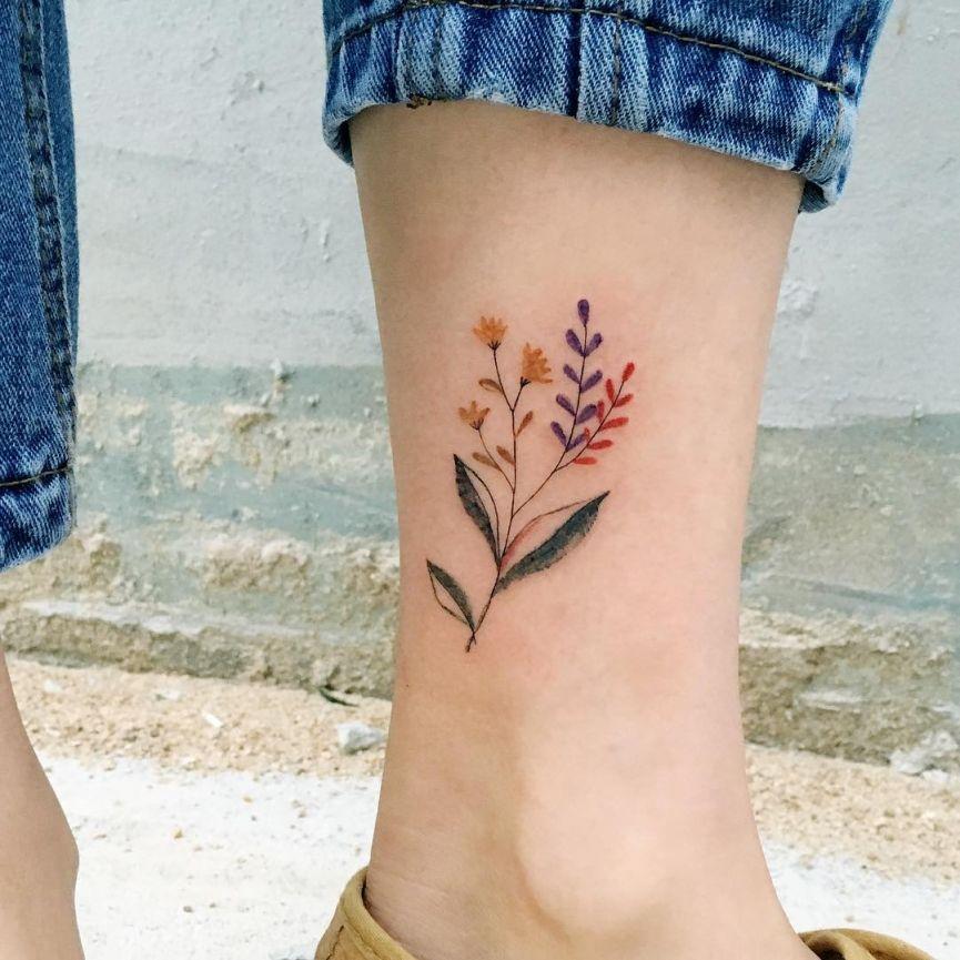 Tatuagens femininas 2020 Ideias incríveis para tatuar