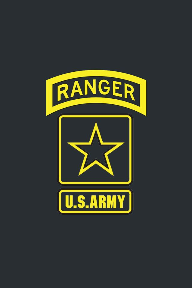 Us Army Ranger Wallpaper I Made For Iphone In 2019 Us