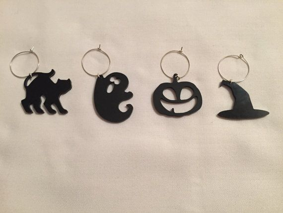 Check out these fun little Halloween glass charms made with love in our new  workshop. Have some fun for your Halloween party! These are made 81acf2a3a96f