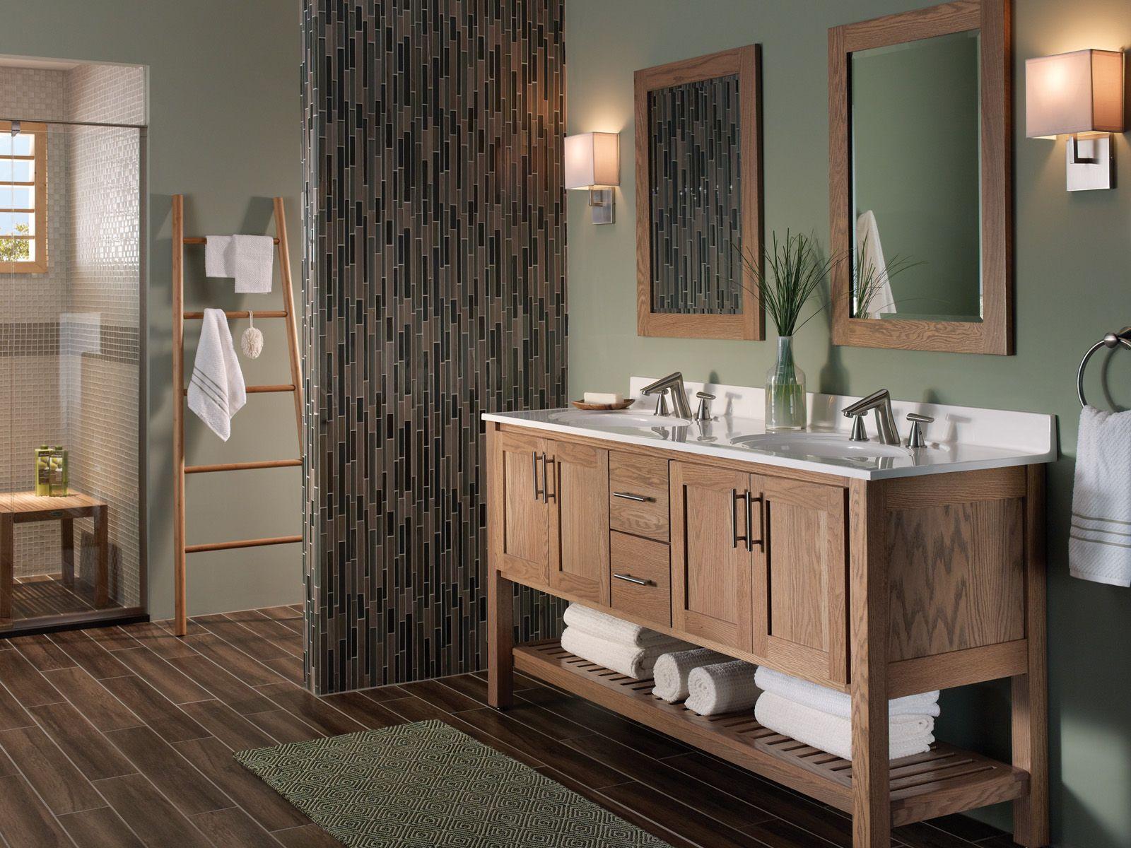 Interlude Oak Driftwood Bathroom Cabinetry Bathroom Wall Cabinets Bathroom Vanity Tops