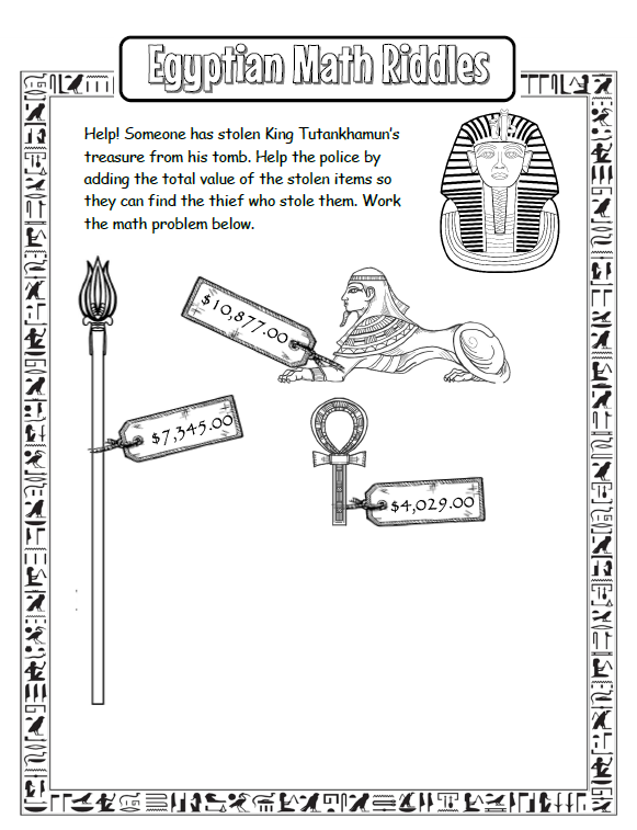 picture relating to Ancient Egypt Printable Worksheets identify Below is a freebie, Historic Egypt Worksheet Mounted! For grades