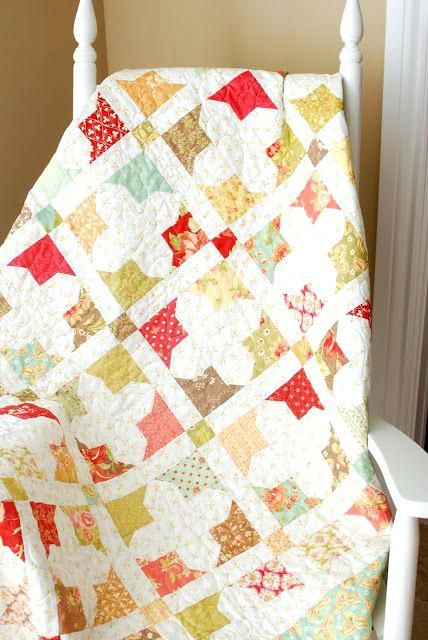 Easy 2 Color Quilt Patterns Free Nice Pattern For 2 Color Quilt 2 ... : two color quilts free patterns - Adamdwight.com