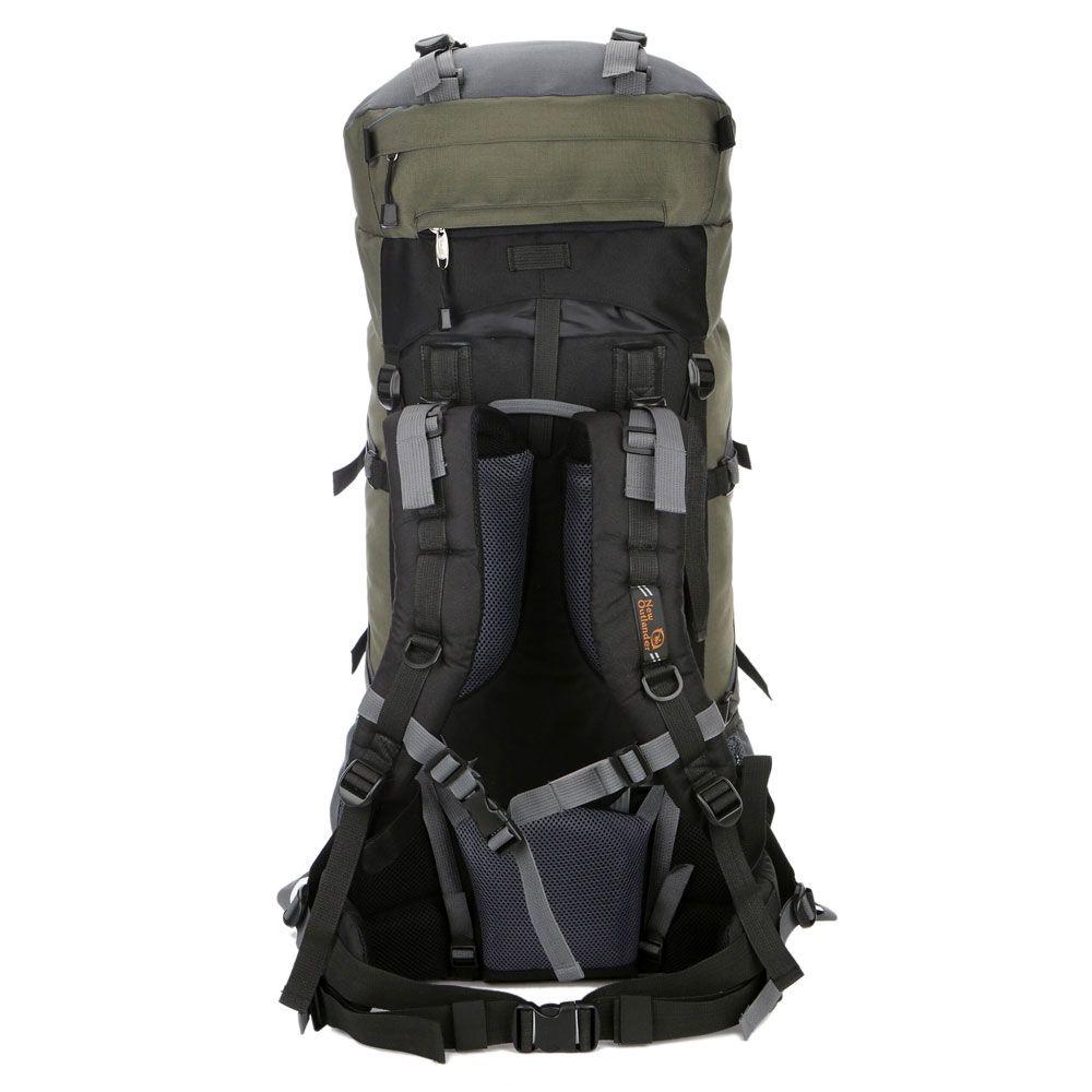 5245adf8b918 Zimtown 80L Waterproof Hiking Backpack