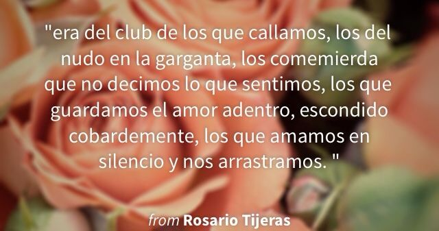 Rosario Tijeras Tumblr Rosario Tijeras Frases Rosarios Tijeras