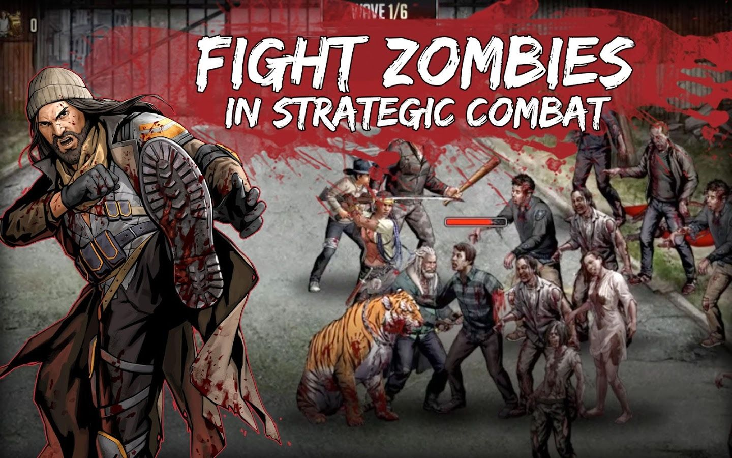 The Walking Dead Road To Survival Apk Free Download The Walking