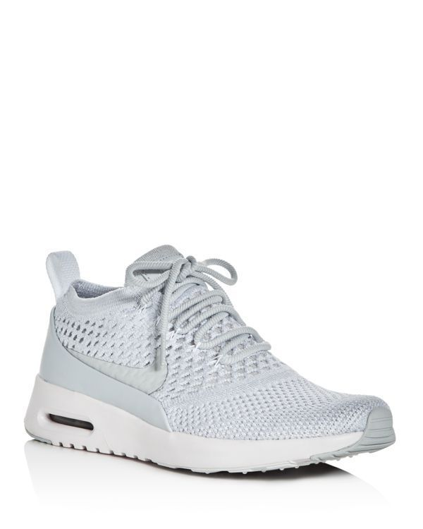 best sneakers 15e2d 8d3a9 Nike Women s Air Max Thea Ultra FlyKnit Lace Up Sneakers
