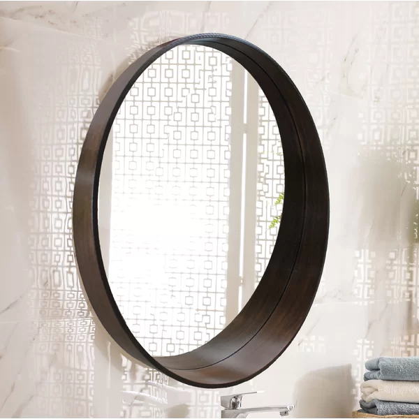 Caryn Wide Bottom Lip Modern And Contemporary Accent Mirror Accent Mirrors Contemporary Accents Mirror