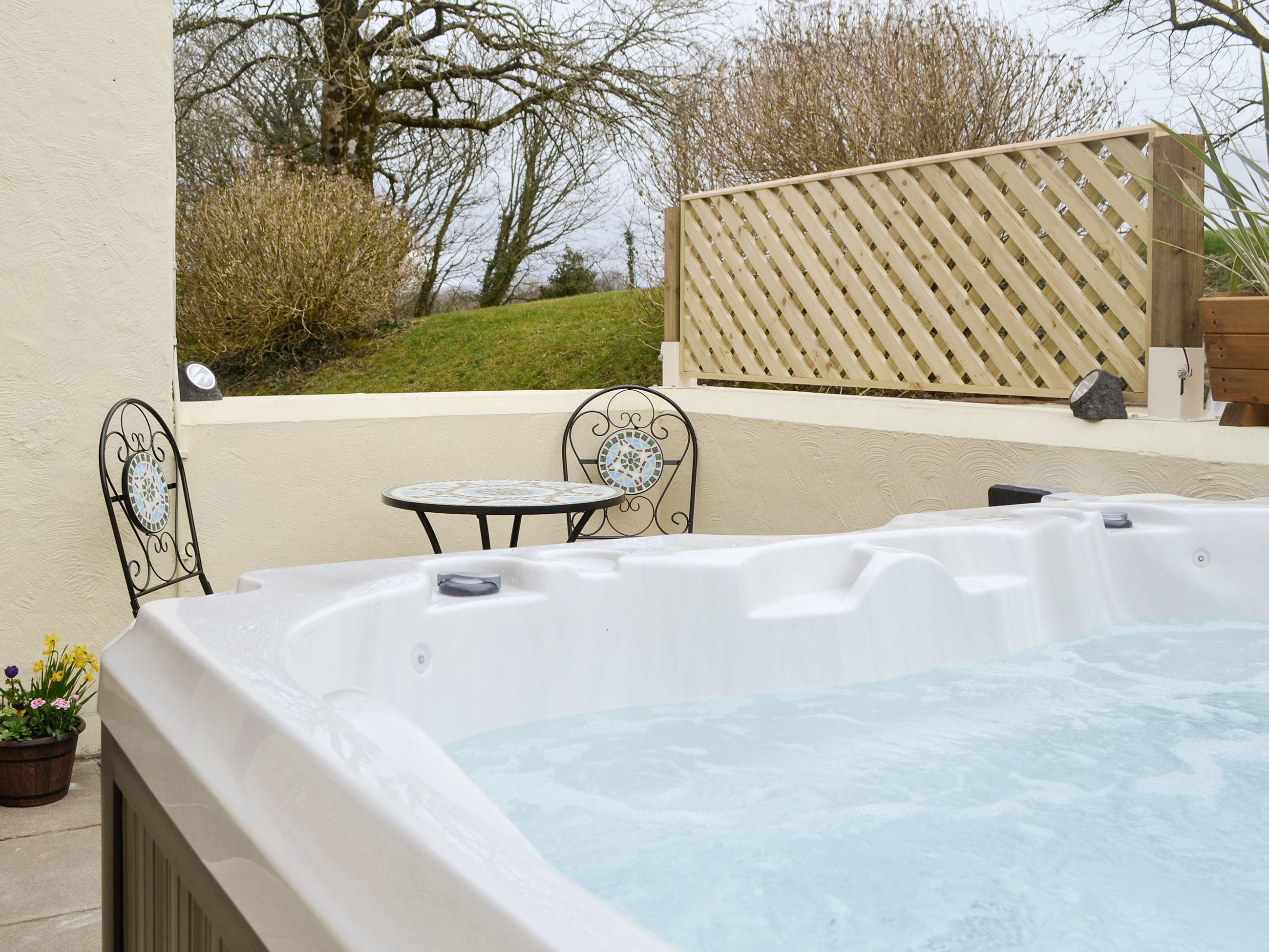 This Charming Detached Single Storey Property Offers Your Own Private Hot Tub Hot Tub Holidays Cottage Holiday Home