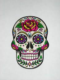 dia de los muertos tattoo skull - Buscar con Google