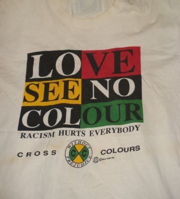 Clothing Without Prejudice Colourful Outfits College Shirts