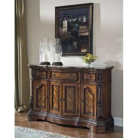 Ashley Furniture D705 60 Ledelle Dining