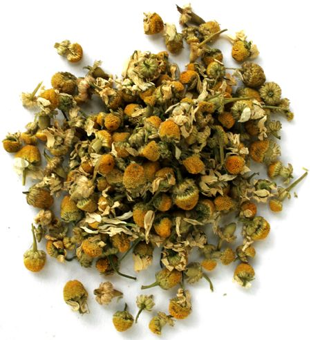 Chamomile; Can be used for: Acne, Anal Itching, Arthritis, Belching, Blisters, Body Odor, Colic, Diarrhea, Digestive Problems, Gum Problems, Headache, Healthy Skin, Hives, Insomnia, Menstrual Cramps, Morning Sickness, Nausea, Shingles, Sore Throat, Stings & Bites, and Ulcers.