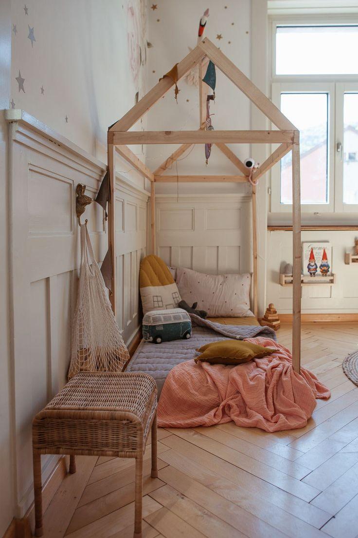 Kinderzimmer im Boho Chic Stilmix erwünscht Kinderbett