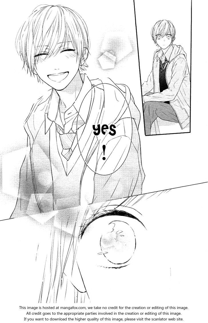 Toshishita no Otokonoko- the she knows my name moment. :D I can't stop fangirling
