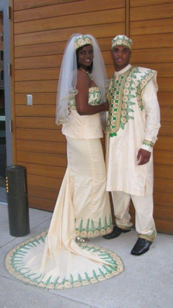 African Wedding Dress-20 Outfits für eine afrikanische Hochzeit zu tragen #afrikanischehochzeiten