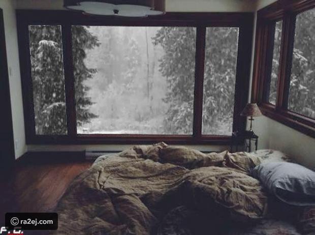 صور متحركة رائعة للحظات سقوط الأمطار.. ستجهزكم لاستقبال فصل الشتاء! @ra2ej