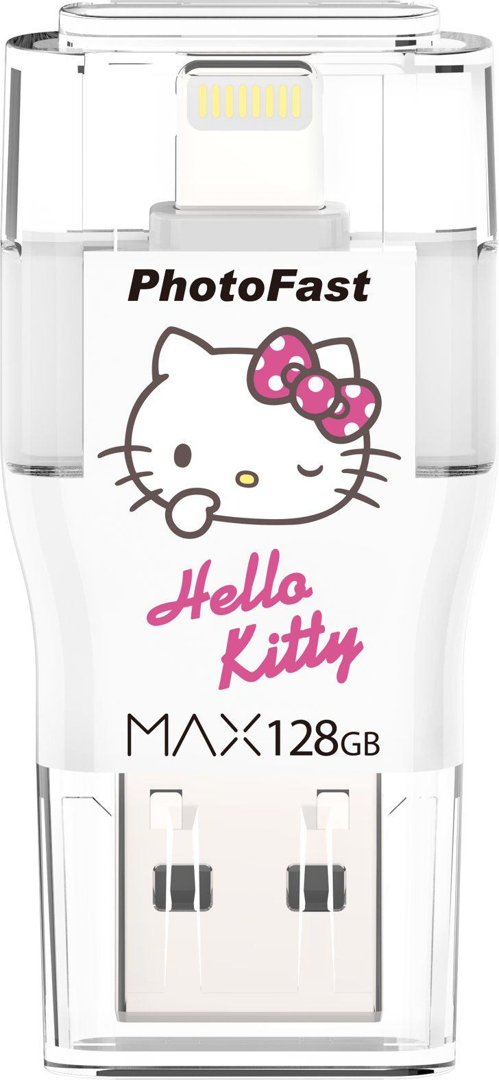 Pin for Later: 6 Gadgets That Will Make Your Life 10 Times More Organized Hello Kitty MAX Flash Drive
