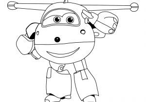 Jett Super Wings Colouring Pages Coloring Pages For Kids