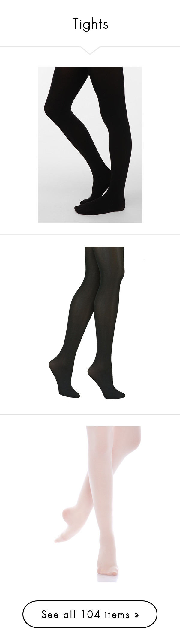 """Tights"" by alejaborrayo ❤ liked on Polyvore featuring intimates, hosiery, tights, black, black tights, opaque tights, black opaque tights, black pantyhose, opaque pantyhose and black hosiery"