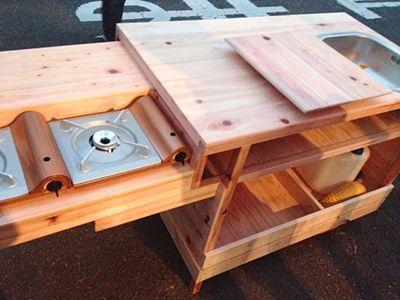 hanare×social kitchen:blog:2012年12月 | carritos de comida