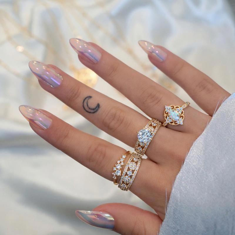 Serena Opal Ring