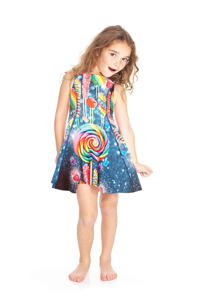 Candy Bar Dresses