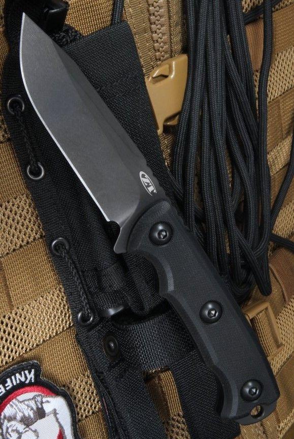 Zero Tolerance 0180 Hinderer Design Fixed Blade zt-0180-20 ...