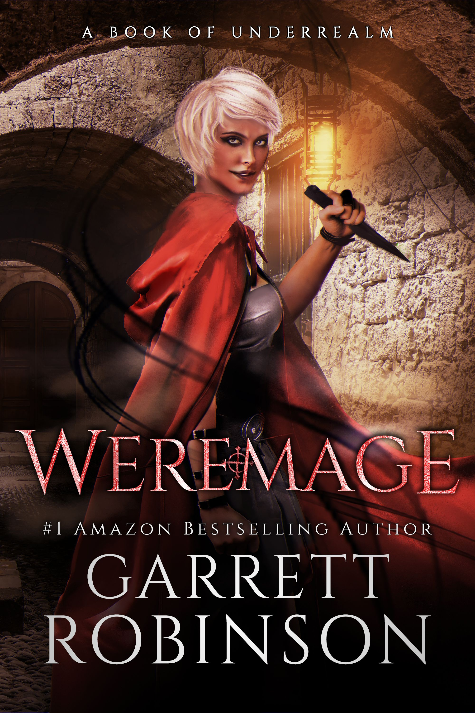 This Is The 5th Book In The Nightblade Epic Series Weremage