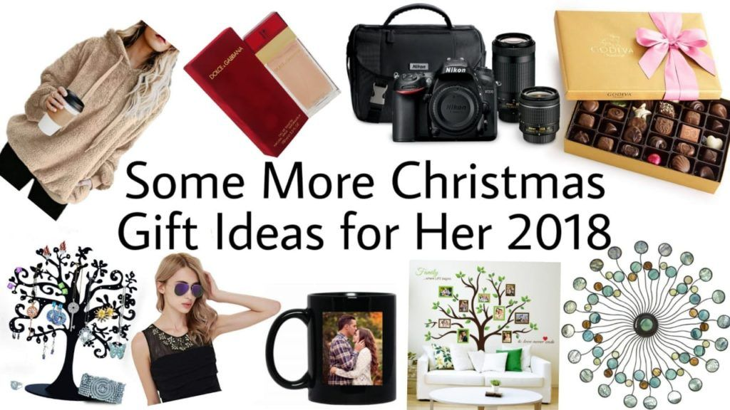 Best Christmas Gift-Ideas-for Her-Girls-Girlfriend-Sister-Wife 2018 ...