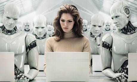 Advancement in robotics will dominate next decade, says head of the Institute for the Future.
