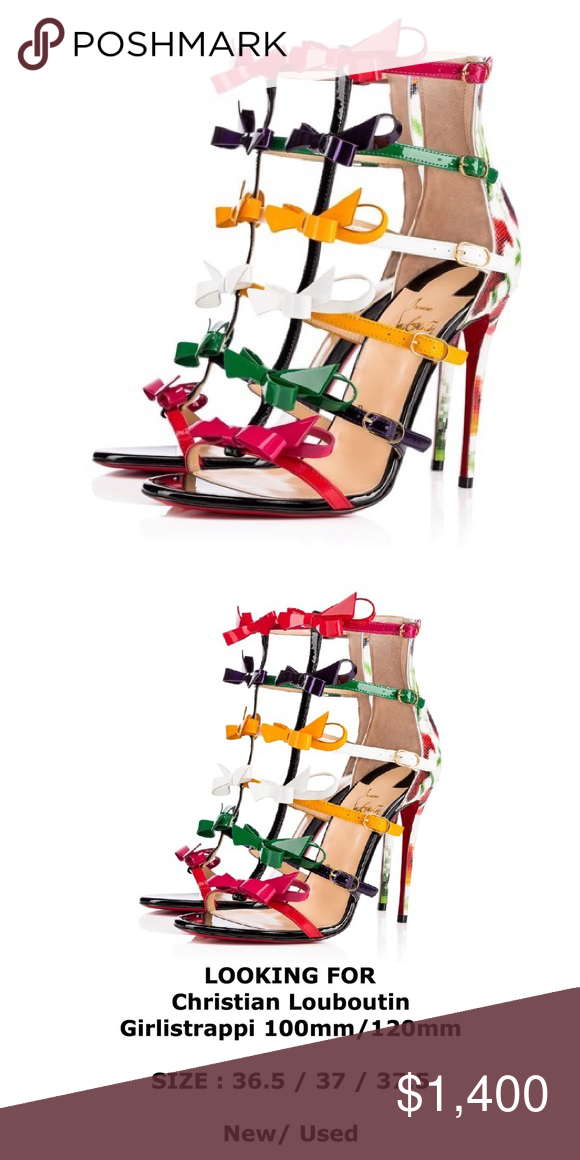 Christian louboutin shoes, Shoes