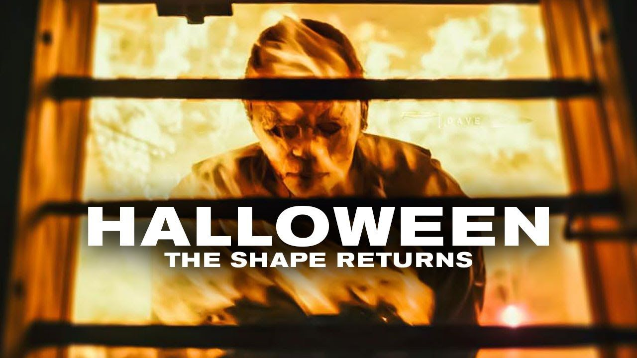 The Shape Halloween 2020 Halloween: The Shape Returns (2020) Teaser Trailer #1 | Fan Made